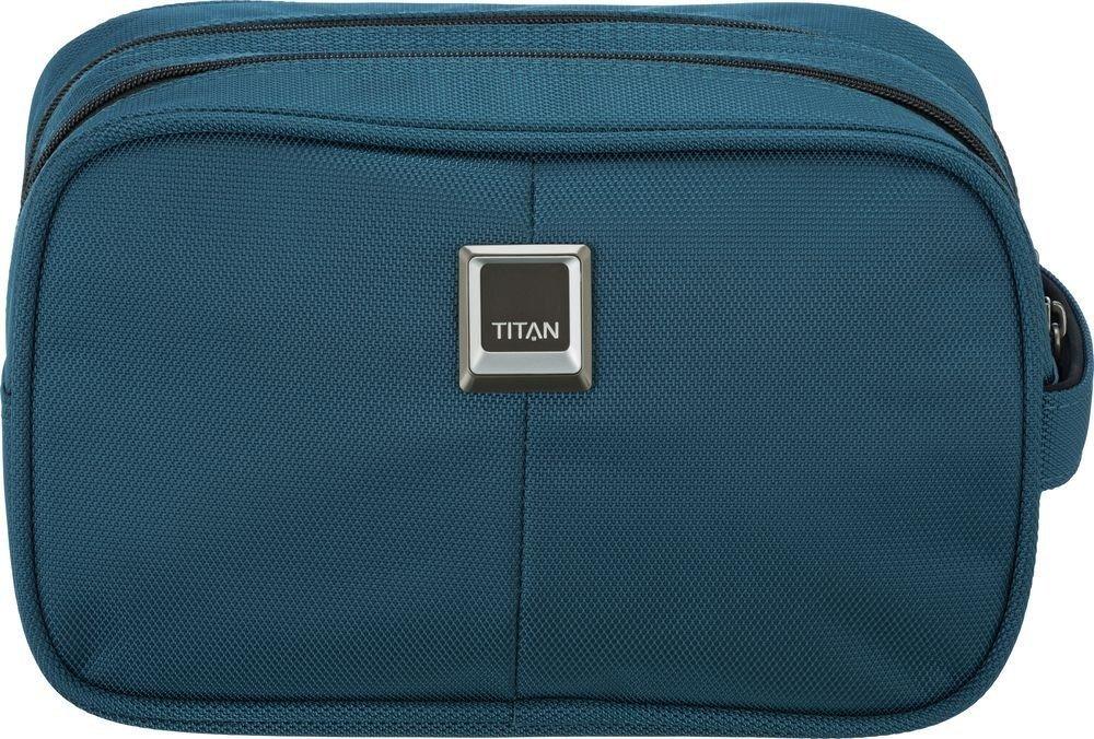 Kosmetyczka Titan Nonstop niebieska