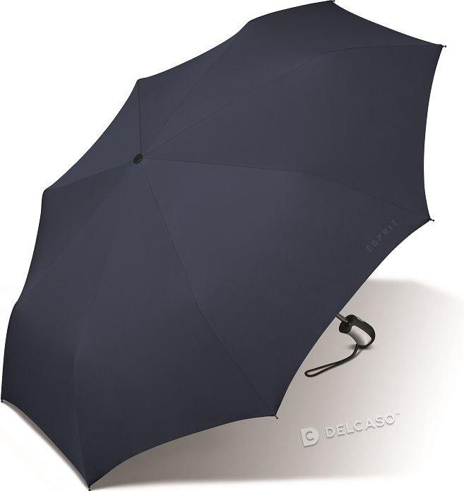 Parasol Esprit Easymatic 3-section Light niebieski