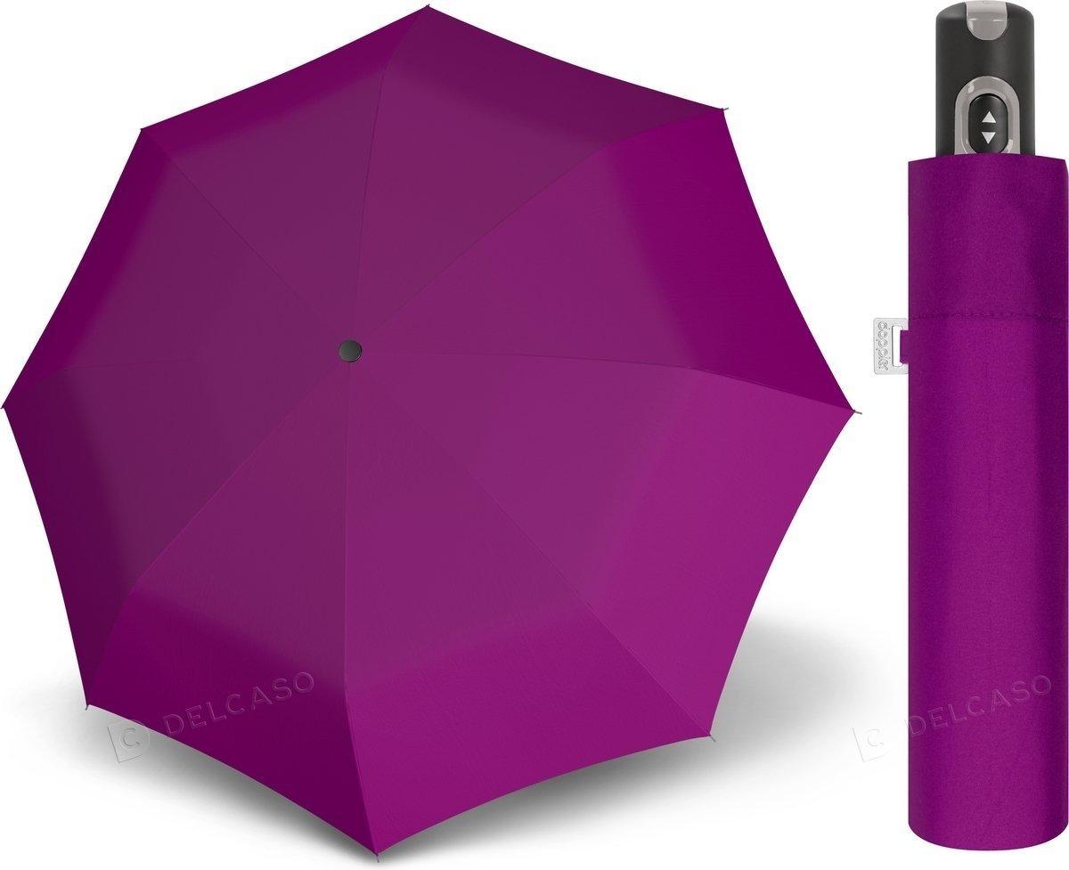 Parasol automatyczny Carbonsteel Magic Doppler fioletowa