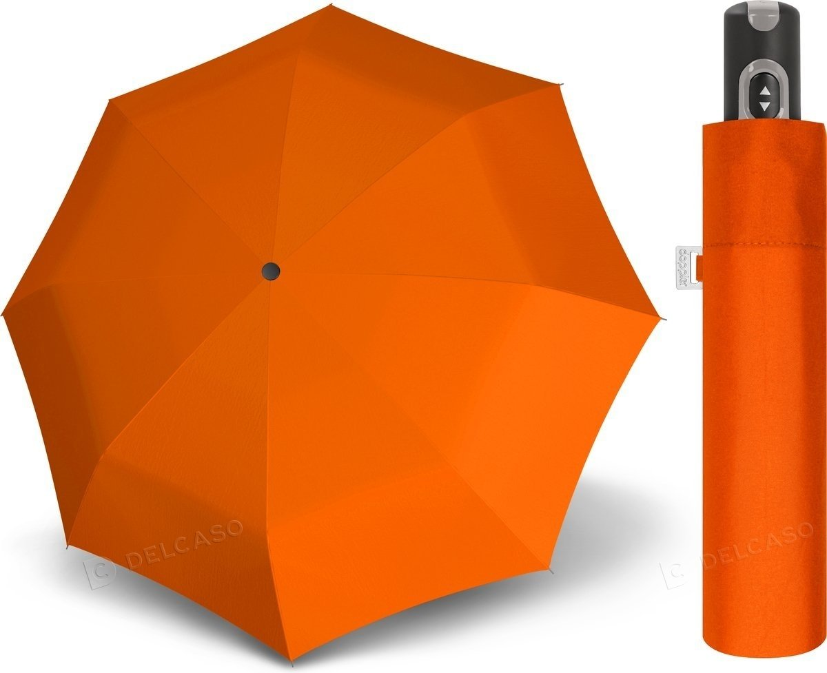 Parasol automatyczny Carbonsteel Magic Doppler pomarańczowa