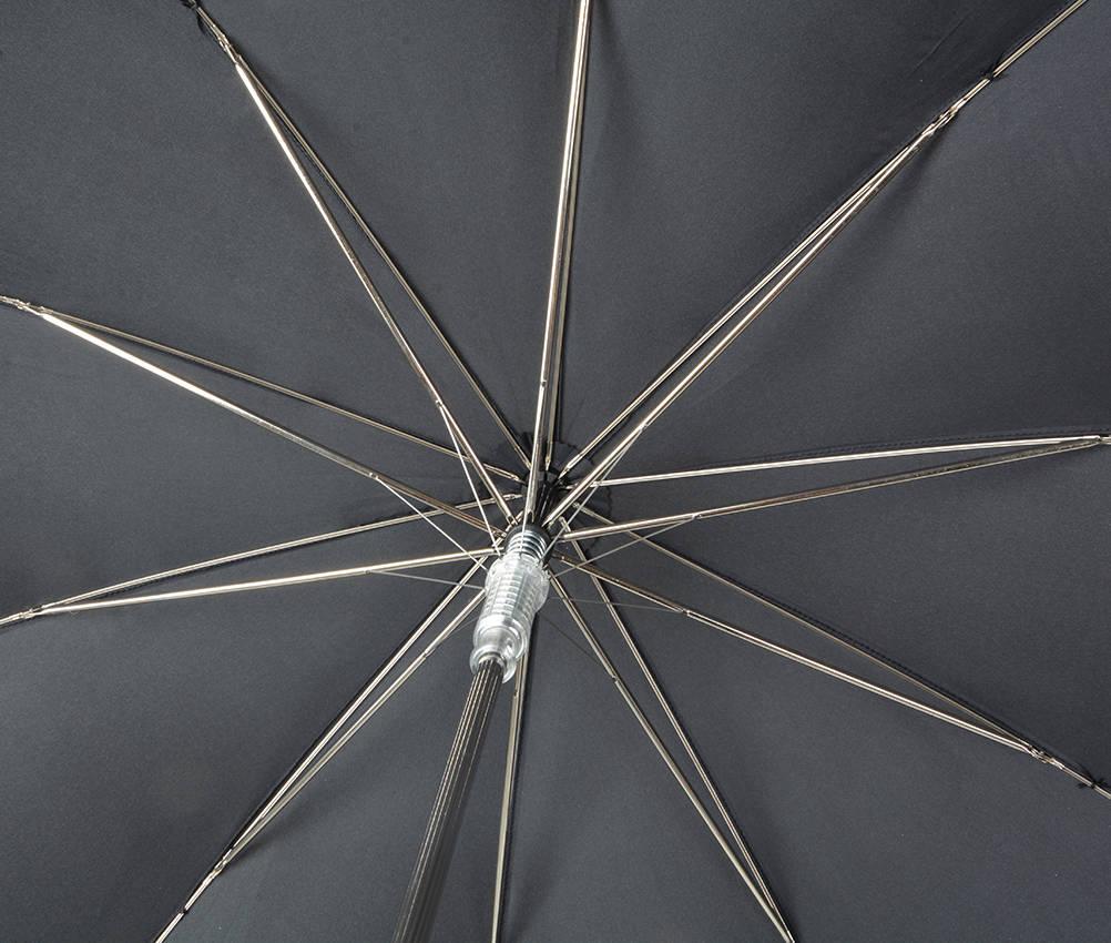 Parasol długi automatyczny Carbonsteel Long Doppler czarny