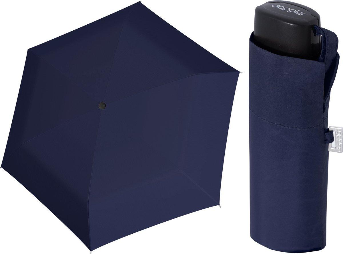 Parasol kieszonkowy Fiber Handy Doppler granatowy