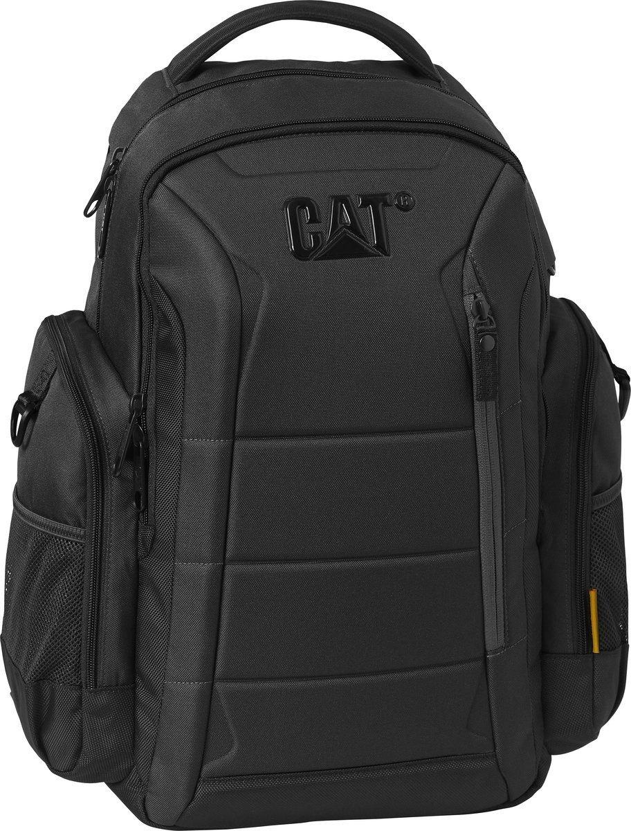 "Plecak Bradley V.3 na laptopa do 15,6"" CAT Caterpillar czarny"
