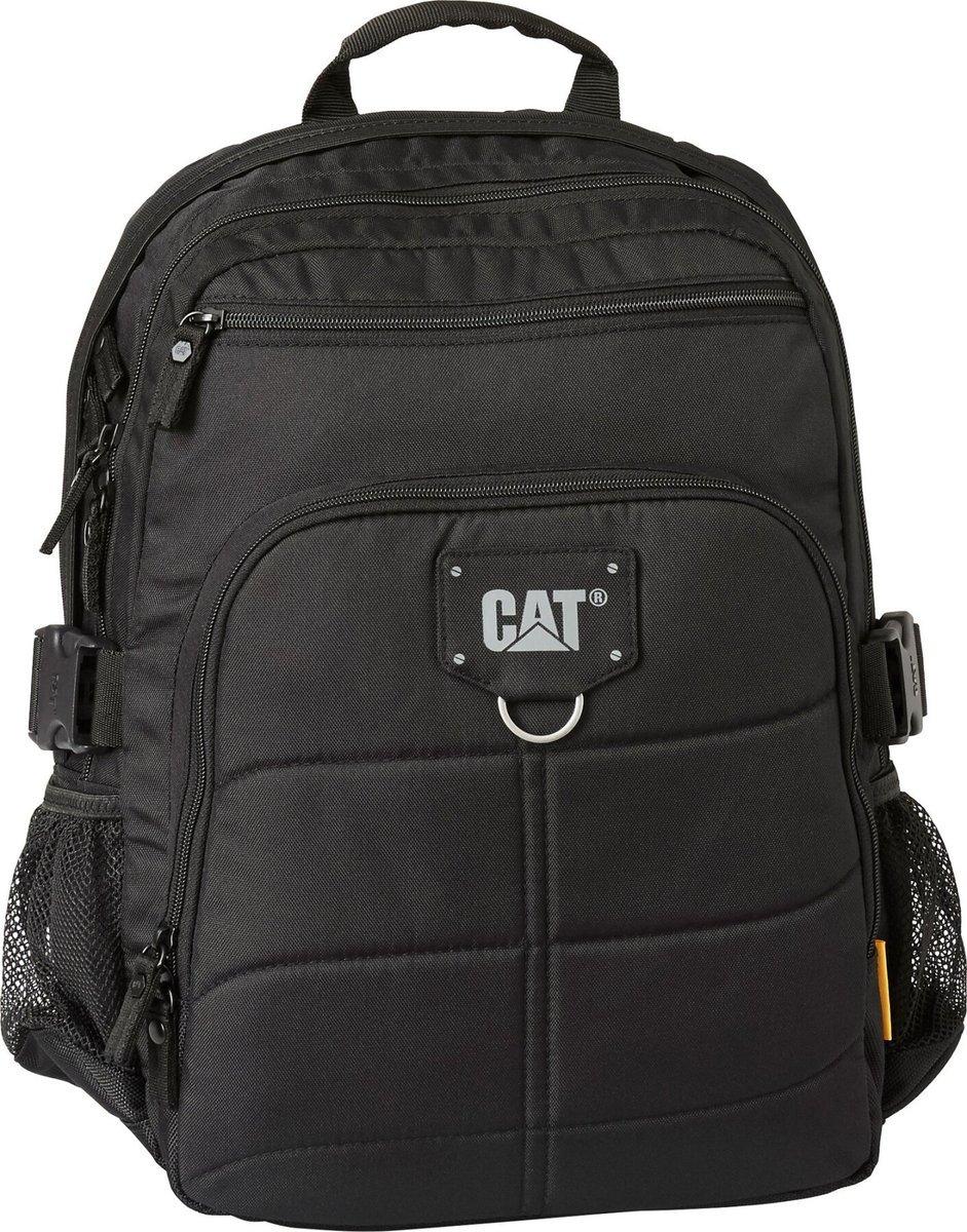 "Plecak Brent na laptopa do 15,6"" CAT Caterpillar czarny"