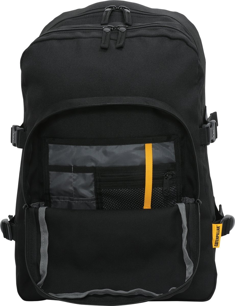 """Plecak Briso na laptopa do 15"""" CAT Caterpillar czarny"""