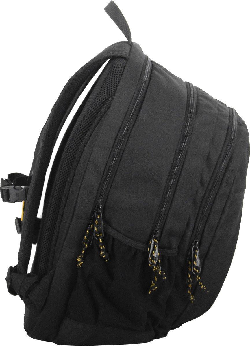 Plecak CAT Caterpillar Dolmite z USB czarny
