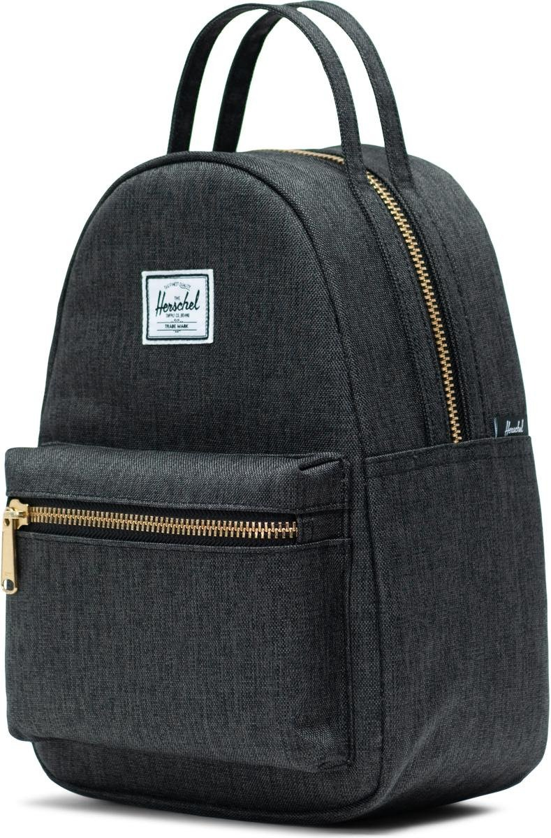 Plecak Herschel Nova Mini 9L Black Crosshatch