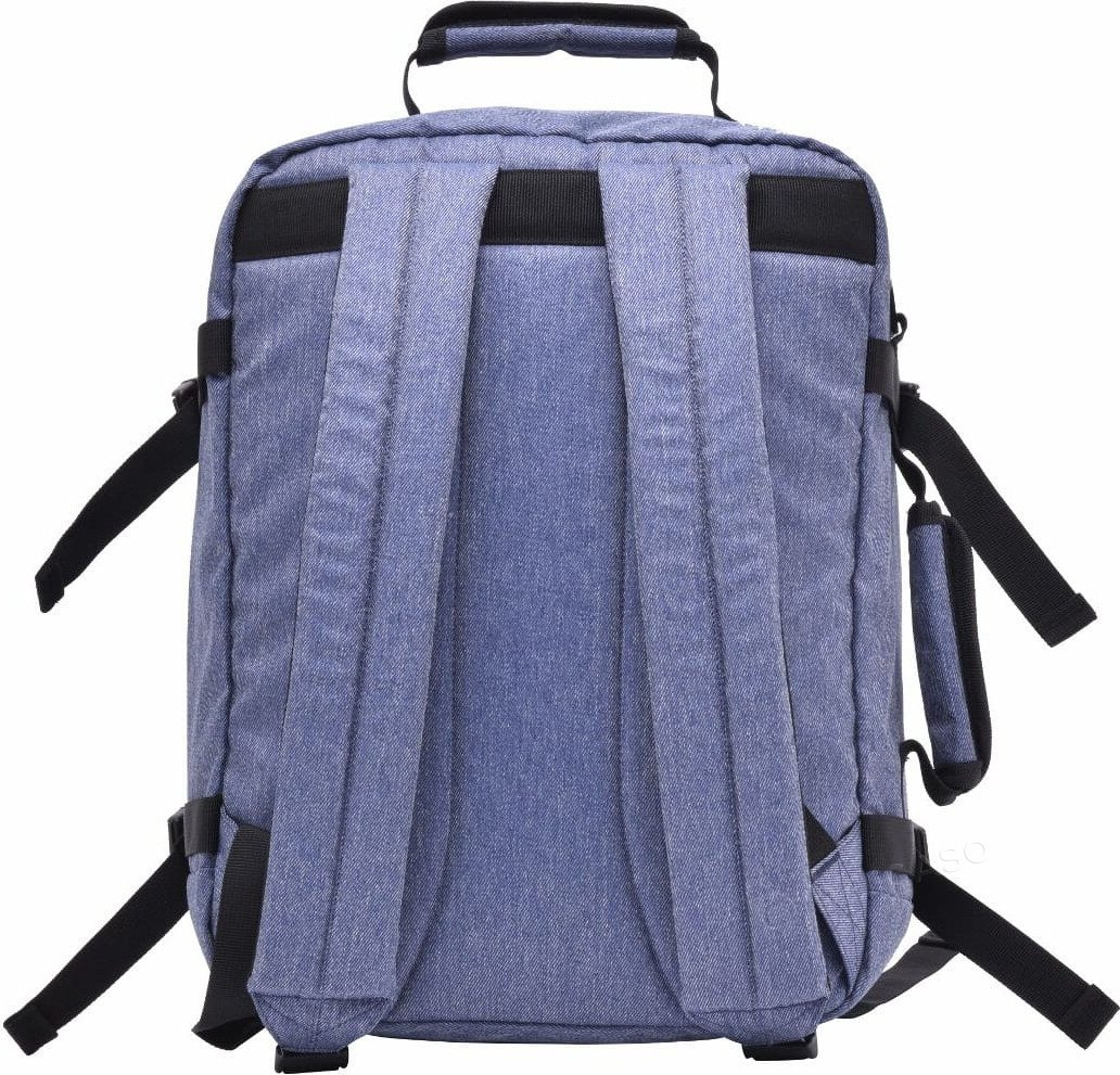 Plecak bagaż podręczny do Wizzair Cabin Zero Classic 28L Blue Jean