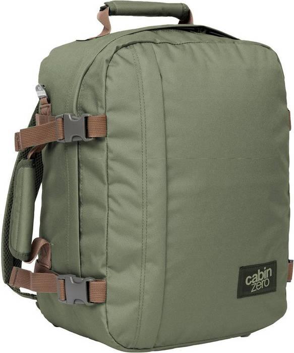 Plecak bagaż podręczny do Wizzair Cabin Zero Classic 28L Georgian Khaki