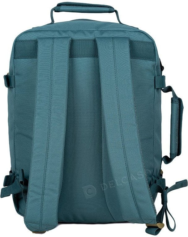 Plecak bagaż podręczny do Wizzair Cabin Zero Classic 28L Mallard Green