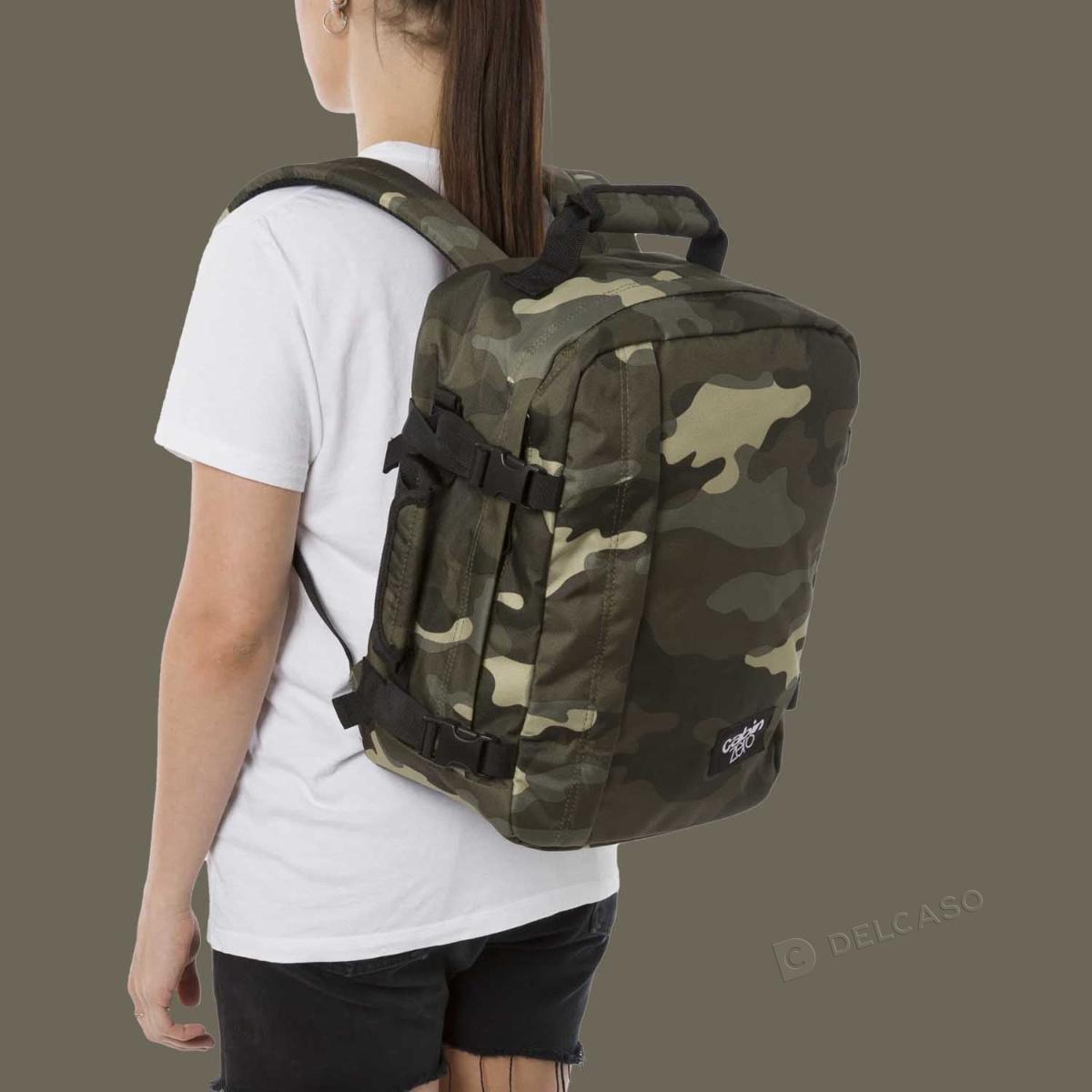 Plecak bagaż podręczny do Wizzair Cabin Zero Classic 28L Urban Camo