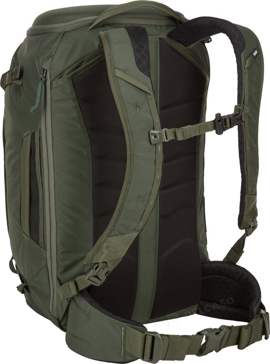 Plecak podróżny turystyczny Thule Landmark 40L zielony