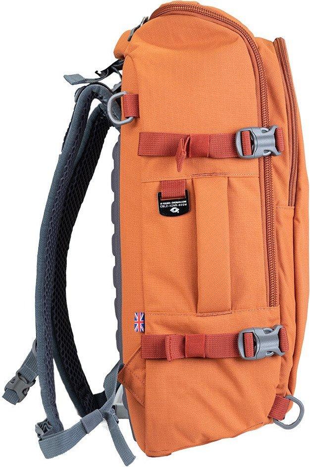 Plecak torba podręczna Cabin Zero ADV Pro 32L pomarańczowy