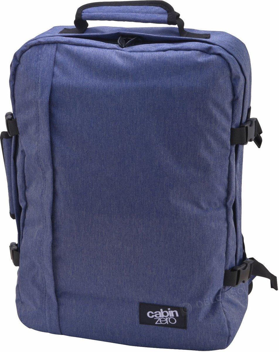 Plecak torba podręczna Cabin Zero Classic 36L Blue Jean