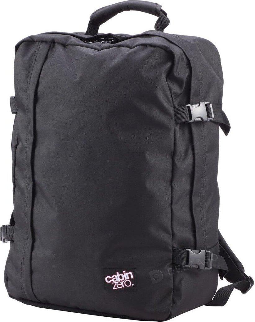 Plecak torba podręczna Cabin Zero Classic 44L czarna