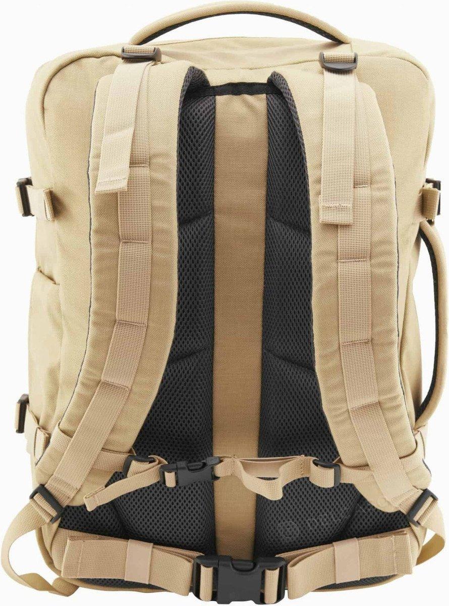Plecak torba podręczna Cabin Zero Military 36L Light Khaki