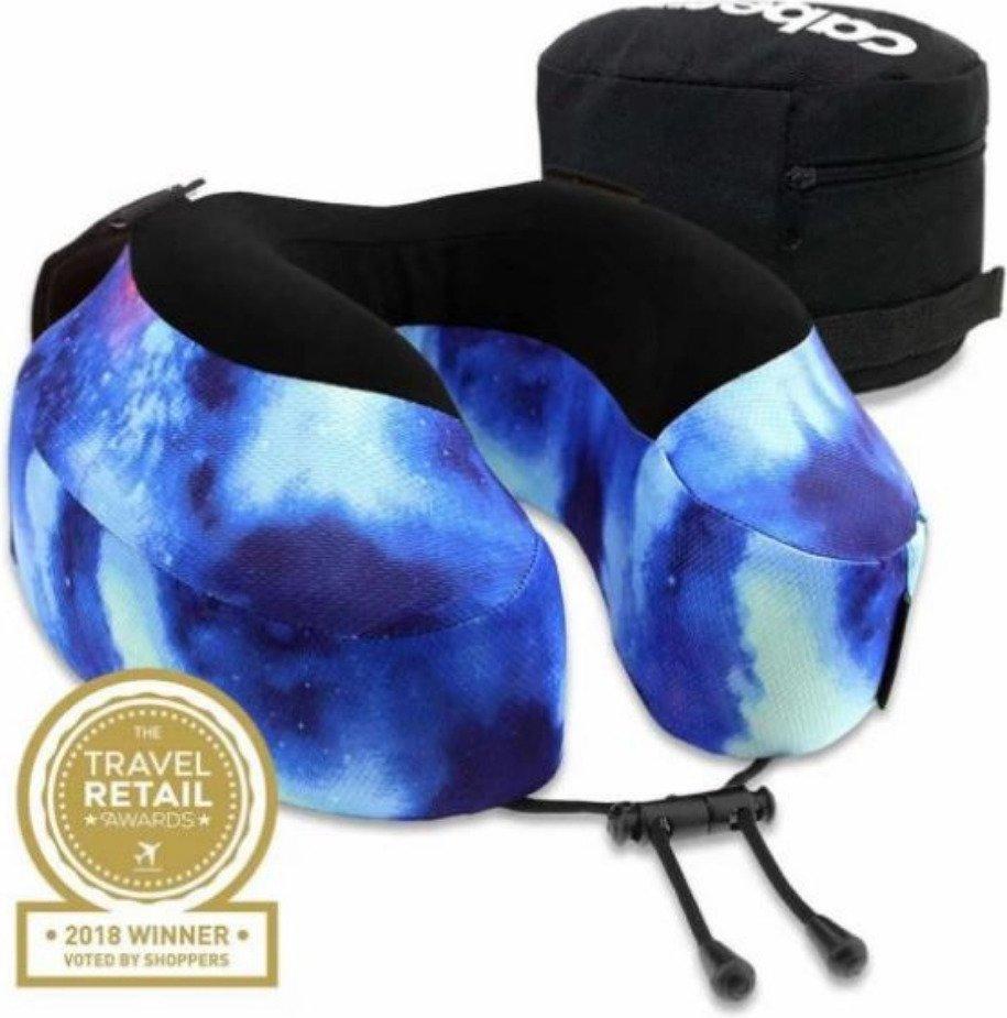 Poduszka podróżna Cabeau S3 Evolution Pillow galaxy