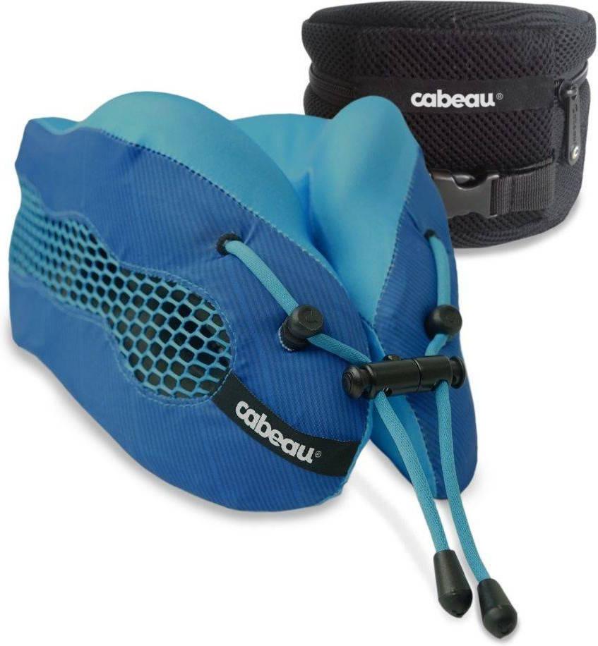 Poduszka podróżna Cabeau TP Evolution Cool Niebieska