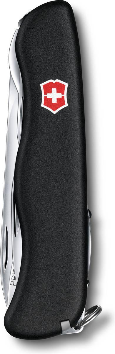 Scyzoryk Victorinox Picknicker czarny 0.8353.3