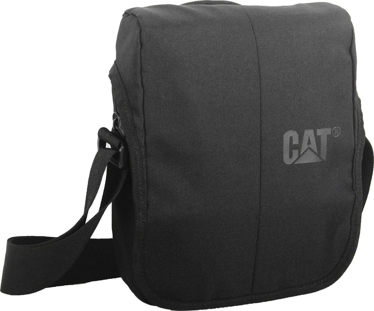 Torba na ramię CAT Caterpillar Rock czarna