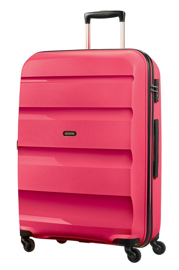 Walizka American Tourister Bon Air 75 cm różowa