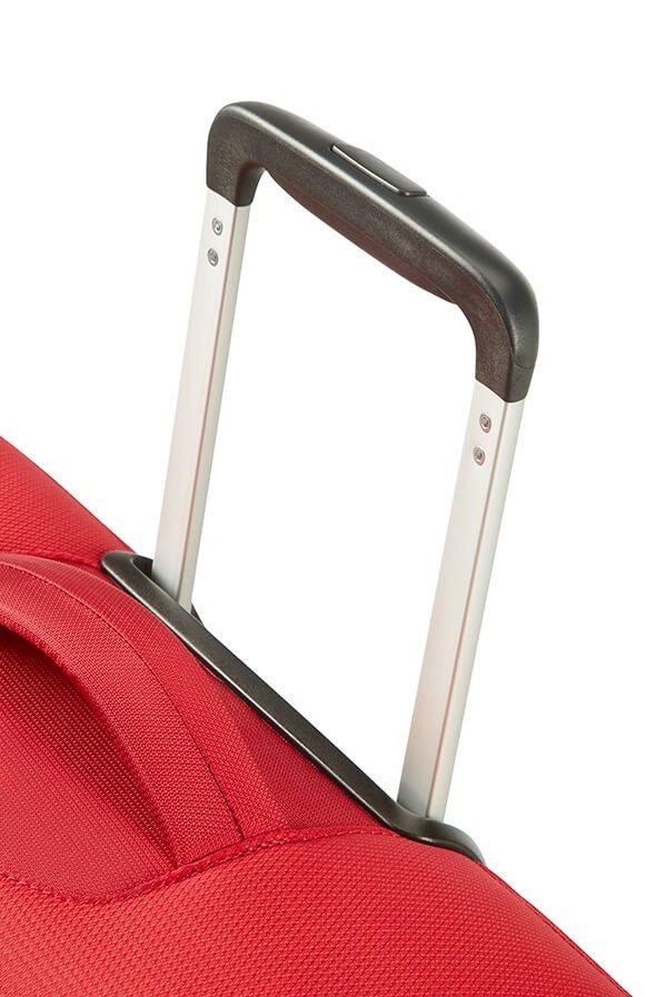 Walizka American Tourister Summerfunk na 4 kołach 67 cm czerwona