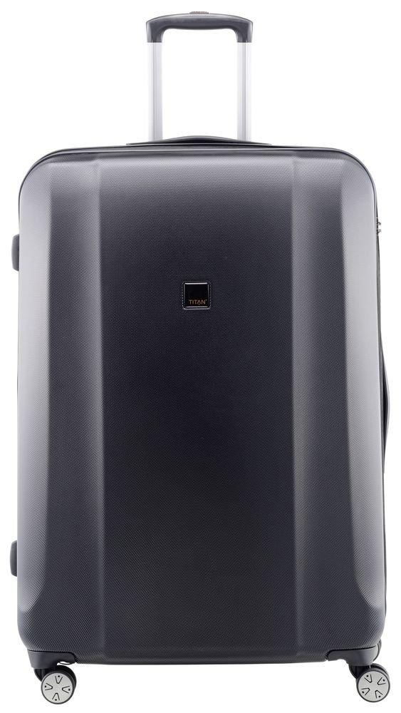 Walizka duża XXL Titan Xenon 81 cm czarna