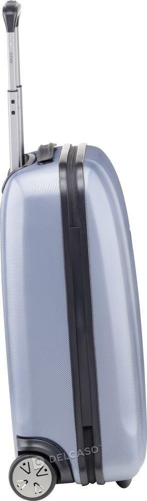Walizka kabinowa 2K Titan Xenon 53 cm mała błękitna