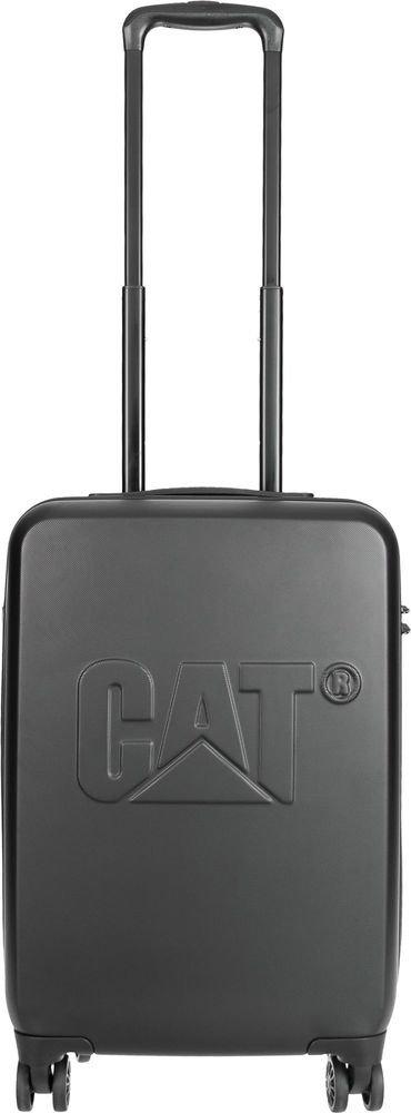 Walizka kabinowa Cat Caterpillar CAT-D 55 cm mała czarna