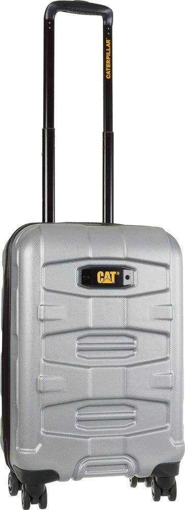 Walizka kabinowa Cat Caterpillar Tank 57 cm mała szary
