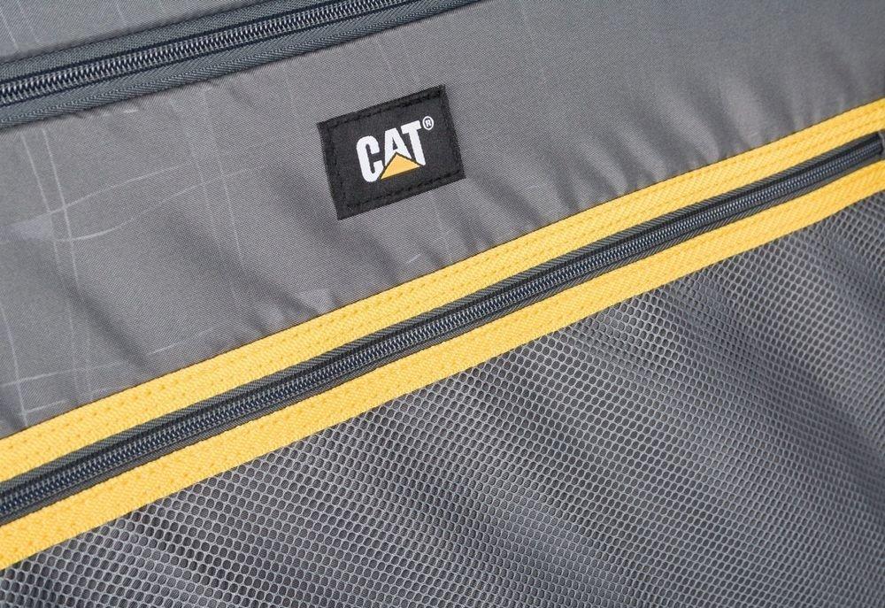 Walizka kabinowa Cat Caterpillar Turbo 55 cm mała granatowa