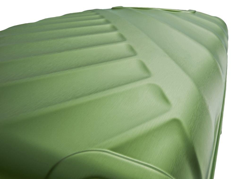 Walizka kabinowa Titan Shooting Star 55 cm mała zielona