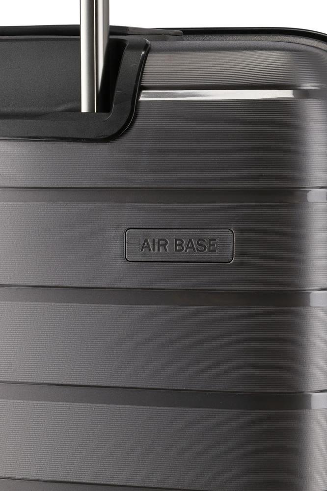 Walizka kabinowa Travelite Air Base 55 cm mała antracytowa