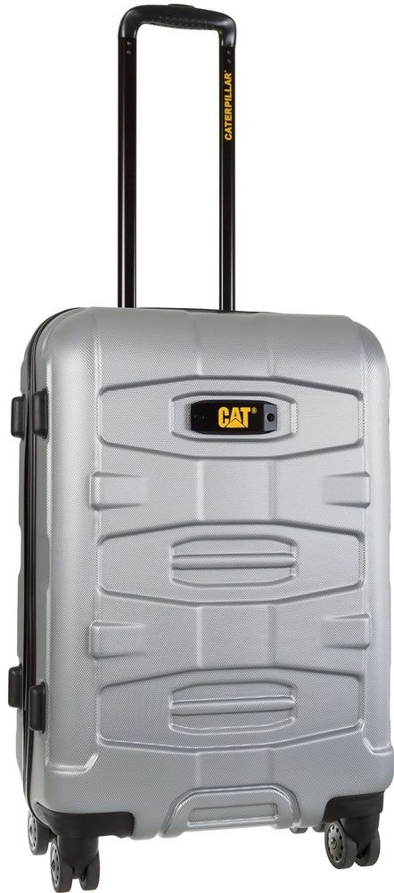 Walizka średnia Cat Caterpillar Tank 68 cm szara