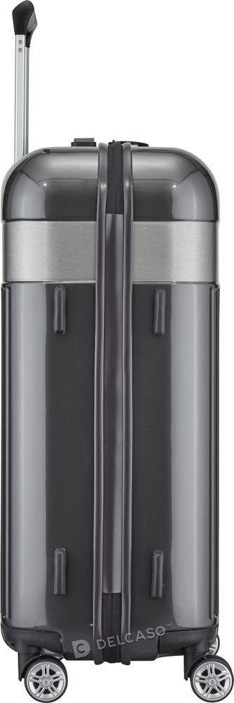 Walizka średnia Spotlight Flash 67 cm antracytowa