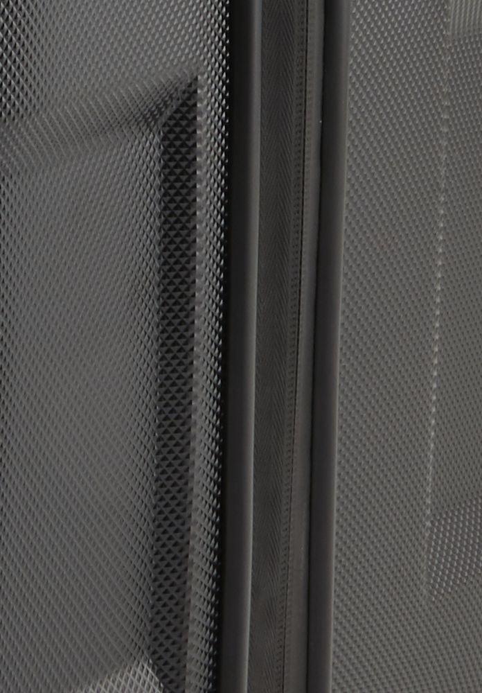 Walizka średnia Titan X2 Shark Skin 71 cm czarna