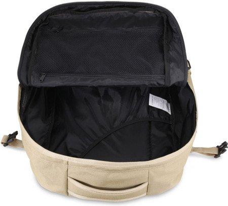 Plecak torba podręczna Cabin Zero Military 44L Light Khaki