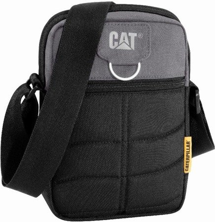 "Torba Rodney na tablet do 10"" CAT Caterpillar Millennial Classic czarno-szary"
