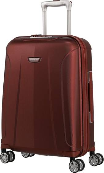 Walizka kabinowa Travelite Elbe 55 cm mała czerwona